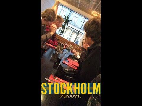 The Stockholm Trip! - Part 1/2