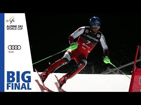 Ryding vs. Schwarz | Big Final | Oslo (City Event) | Men's PSL | FIS Alpine