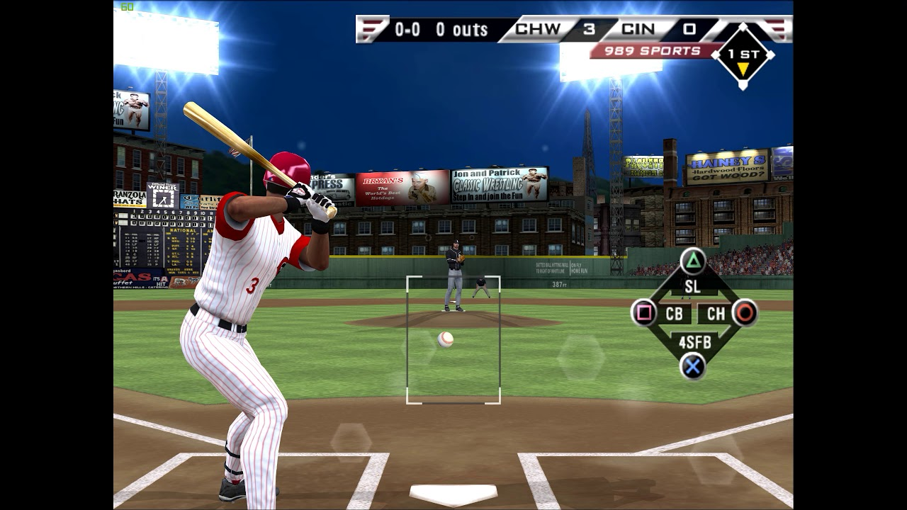 Download MLB 2005 Baseball PS2 PCSX2 on PC 1440p 60fps (989 Sports)