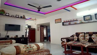 Fully Furnished Flat For Sale with Furniture   Corner Flat   3rd Floor   East Facing