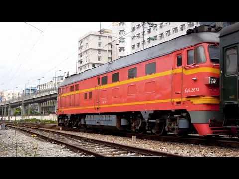 DF4 & DF4, China Railway中国铁路