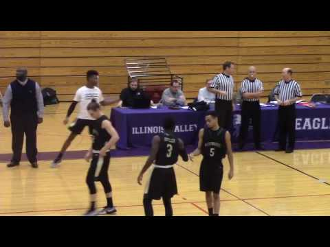 Men's basketball: IVCC vs. Kishwaukee