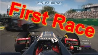 F1 Game 2014 - First Race Thumbnail