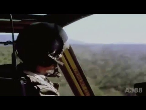 UH 1 'Huey' Helicopter in Vietnam   Rolling Stones 'Gimme Shelter' HD