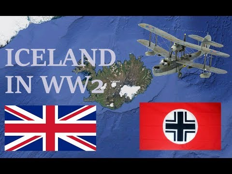 Exploring Iceland's Role in the Second World War