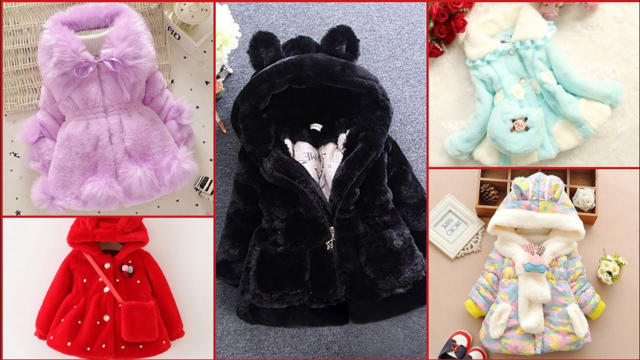 [VIDEO] - Outstanding And Elegant Cute Little Girls Winter Coat/Blazer /Jacket Design 2