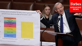 Arizona Congressman Complains Democrats Are Eschewing Science And Not Supporting Nuclear Energy