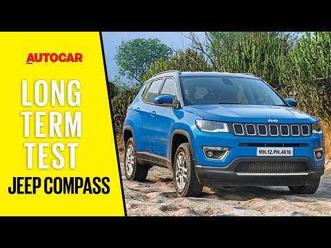 One Year With A Jeep Compass Long Term Review Autocar India Youtube