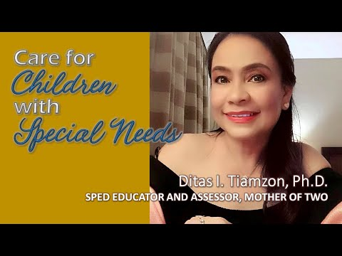 Taking care of Special Needs Kids