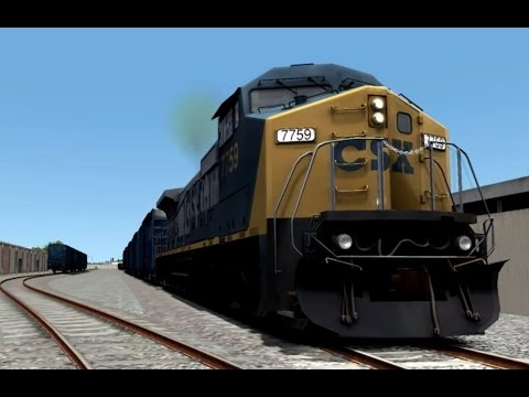 Let's Play Train Simulator 2017 Miami - West Palm Beach Route