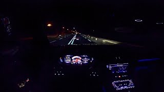 2019 Lamborghini Urus POV NIGHT DRIVE | Ambient LIGHTING by AutoTopNL