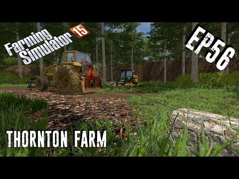 let's play | Farming Simulator 15 | Thornton Farm | EP56