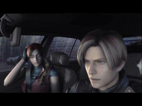 Leon Kennedy Cameo Scenes - Resident Evil: Operation Raccoon City