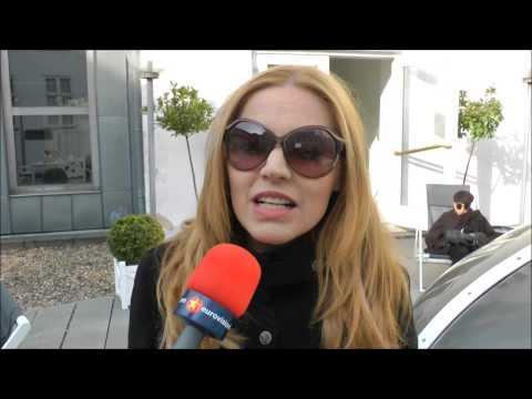 Interview with Valentina Monetta (San Marino ESC 2014)