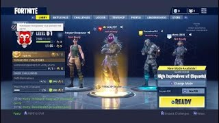Fortnite high explosives squads