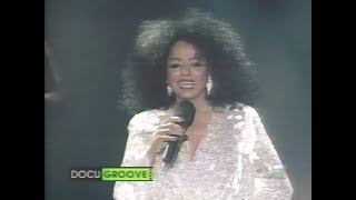 Diana Ross Doc-U-Groove (B.E T) Black Entertainment Television- 1999