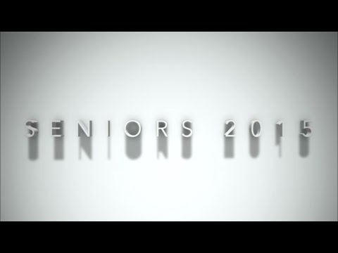 2015 Kodiak High School Senior Video