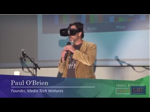 Paul O'Brien Stage Presentation SBF 2017