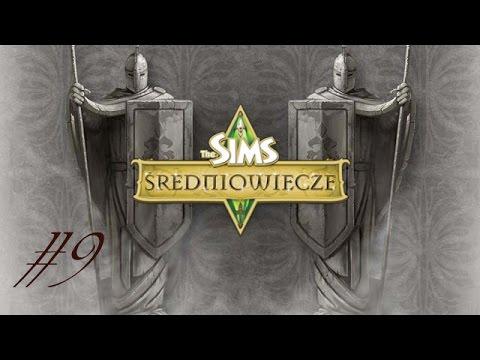 The Sims Średniowiecze #9 - Następca Tronu... Część 1