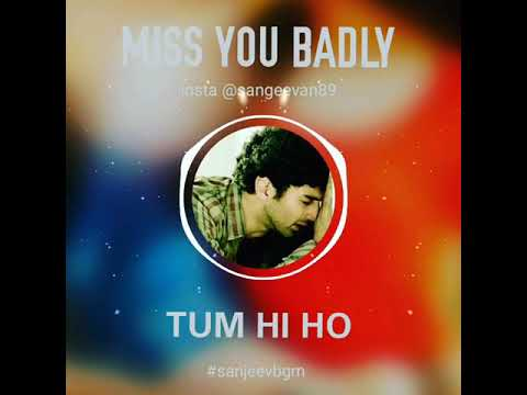 Tum Hi Ho - Aashiqui 2 | Sad BGM | King of BGM