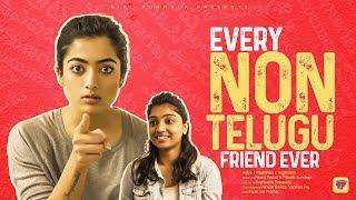 Every Non Telugu Friend Ever Ft. Rashmika Mandanna | Girl Formula | ChaiBisket