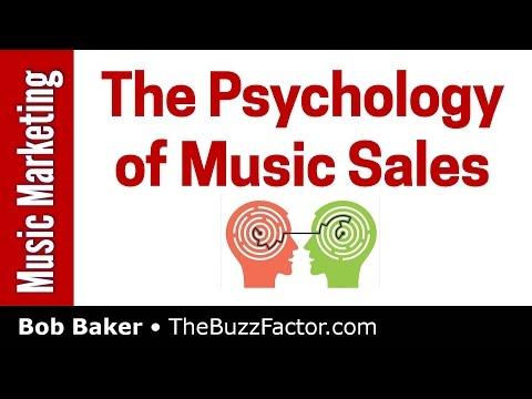 The Psychology of Music Sales (Create a Music Buying Frenzy)