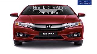 Honda City 6th Gen   First Look   Specs & Features   PakWheels