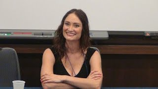 Voice Actor Emily Neves at Anime Central 2017