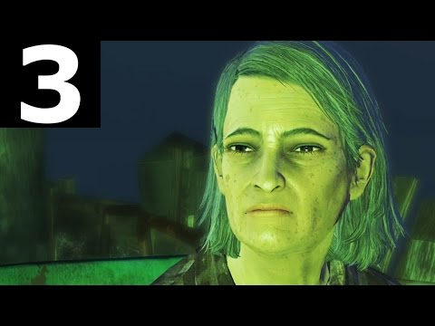 Fallout 4 Far Harbor Part 3 - Blood Tide   Helping Cassie Dalton - Walkthrough Gameplay