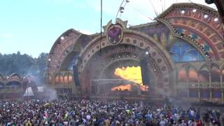 Tomorrowland 2015: Sander van Doorn (Full HD)