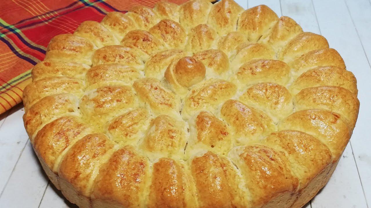 Лесна Питка с Масло (Погача)| Homemade Bread | Домашний хлеб