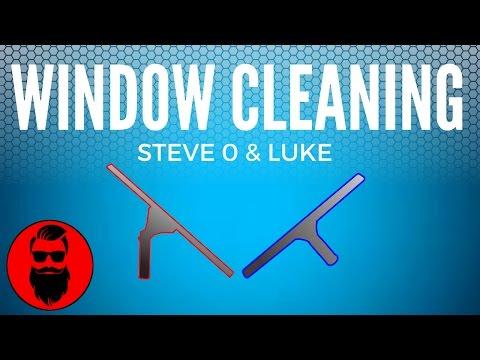 Steve O & Luke The Window Cleaner