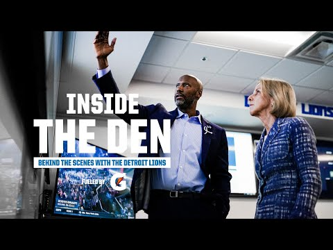 Inside the Den 2021: Brad Holmes and Dan Campbell lead their first Detroit Lions draft