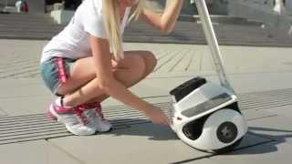 Мини сигвей(Элегантный, модный и очень современный городской электроскутер или мини-сигвей для динамичного передвиже..., 2013-01-23T12:58:03.000Z)
