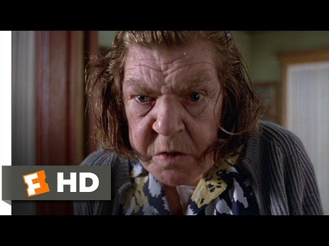 Throw Momma from the Train (9/11) Movie CLIP - He's Trying to Kill Me! (1987) HD