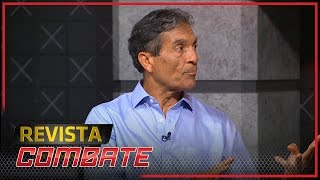 Rorion Gracie no Revista Combate