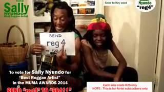 Sally Nyundo campaign