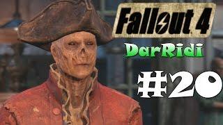 прохождение Fallout 4 Воспоминание Келлога 20 серия