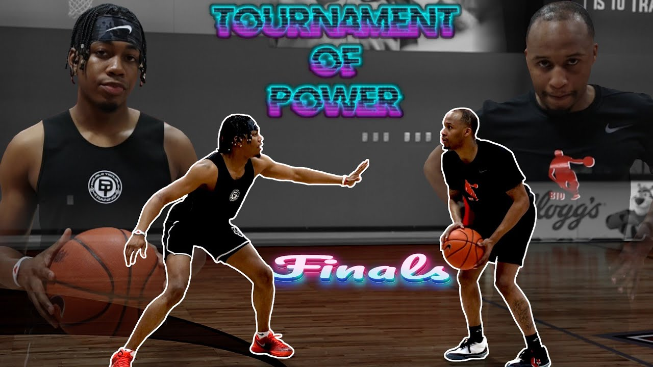 Jalen Vs D.RICE Battle It Out In This Epic Ending | HOUSE TOURNAMENT OF POWER