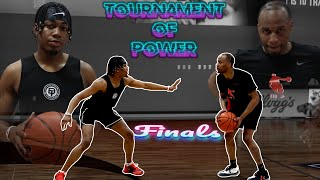 Jalen Vs D.RICE Battle It Out In This Epic Ending   HOUSE TOURNAMENT OF POWER