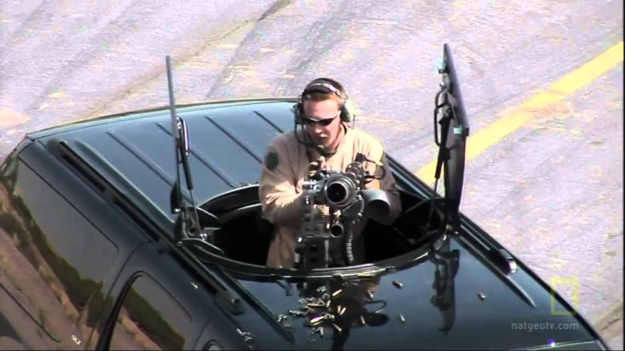 Dillon Tactical Vehicle - YouTube