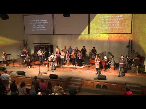 Victory in Jesus (Travis Cottrell)