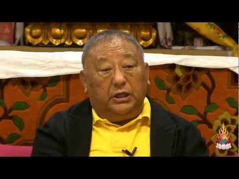 Gelek Rimpoche Jewel Heart Fall Retreat 2012