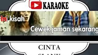 Lagu Karaoke SLANK FEAT NIRINA - CUBIT CUBITAN (POP INDONESIA)   Official Karaoke Musik Video