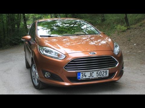 Test - Ford Fiesta Powershift