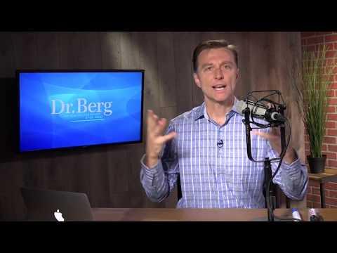 Dr. Eric Berg Live Show Q&A  9-29-2017
