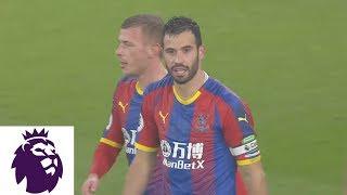 Luka Milivojevic hits long-range strike for Palace v. Leicester City | Premier League | NBC Sports