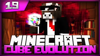 Minecraft Cube Evolution - Episode 19 - Opening My Shop ( Minecraft The Cube SMP Evolved )