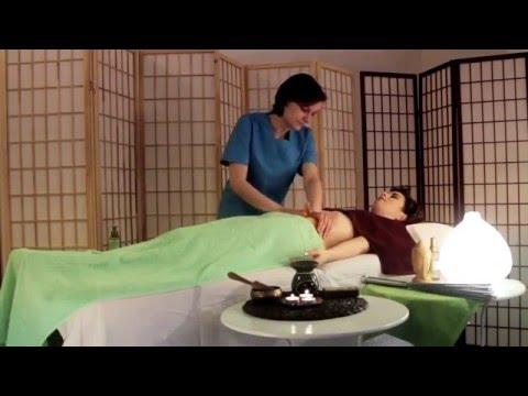 Екатерина Губченко. Китайский массаж Ци-нейцзан
