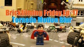 Tornado Motion Blur - Brickfilming Friday Ep. 17